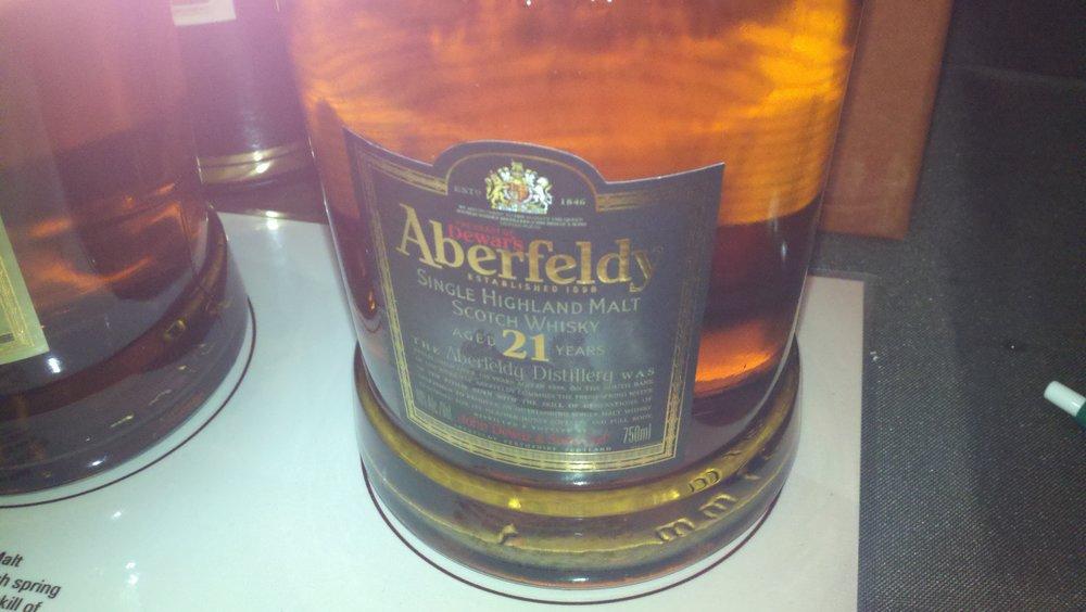 21 Year Old | 40% ABV - Distillery | Aberfeldy
