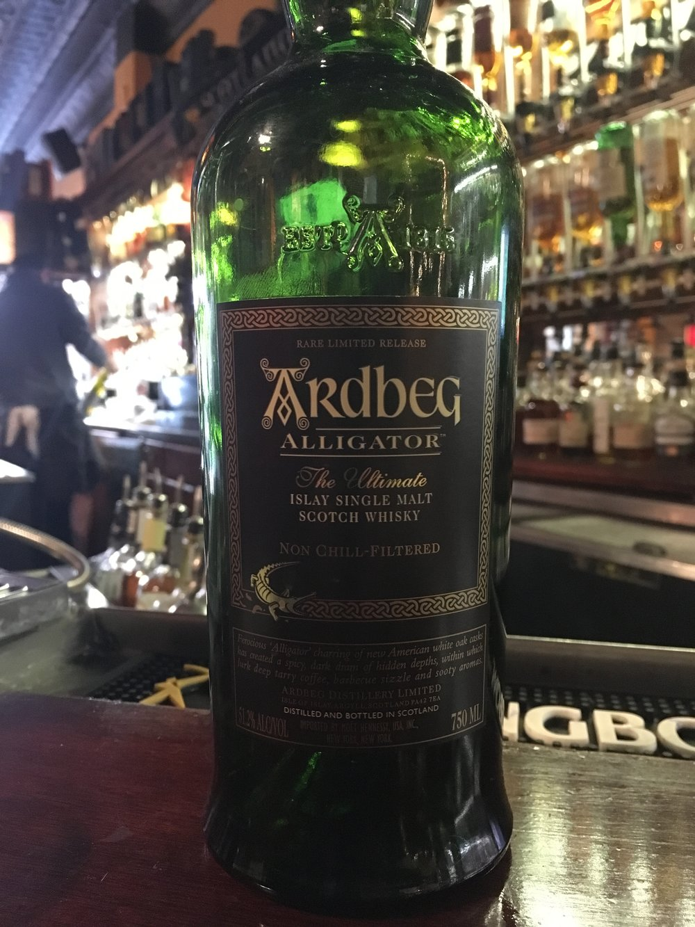 NAS | 51.2% ABV - Distillery | Ardbeg