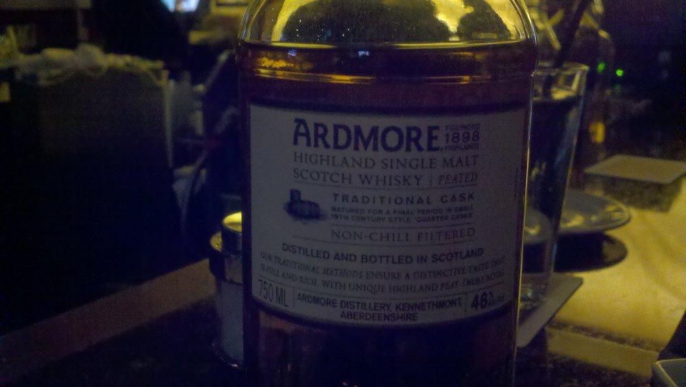NAS | 46% ABV - Distillery | Ardmore
