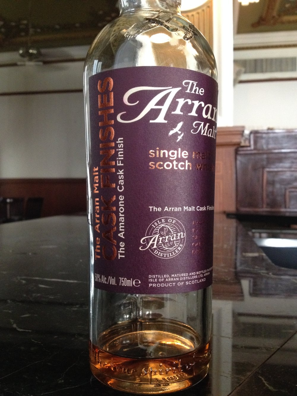 NAS | 50% ABV - Distillery | Isle of Arran Distillers