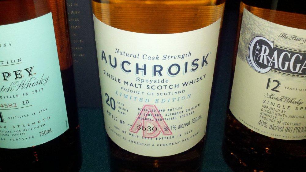 20 Year Old | 58.1% ABV - Distillery | Auchroisk