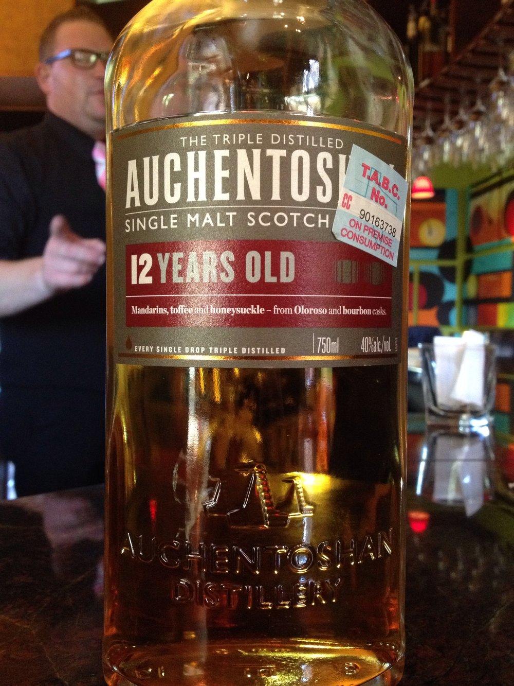 12 Year Old | 40% ABV - Distillery | Auchentoshan