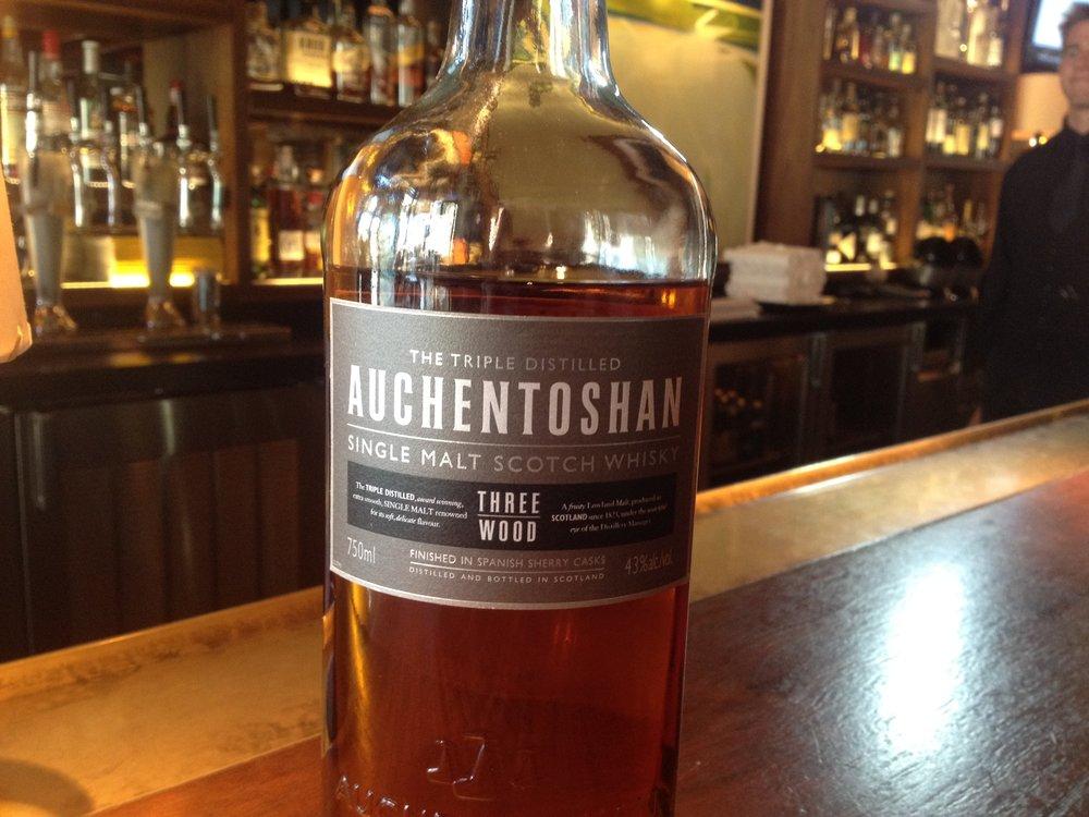 NAS | 43% ABV - Distillery | Auchentoshan