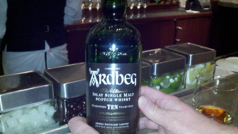 10 Year Old | 46% ABV - Distillery | Ardbeg