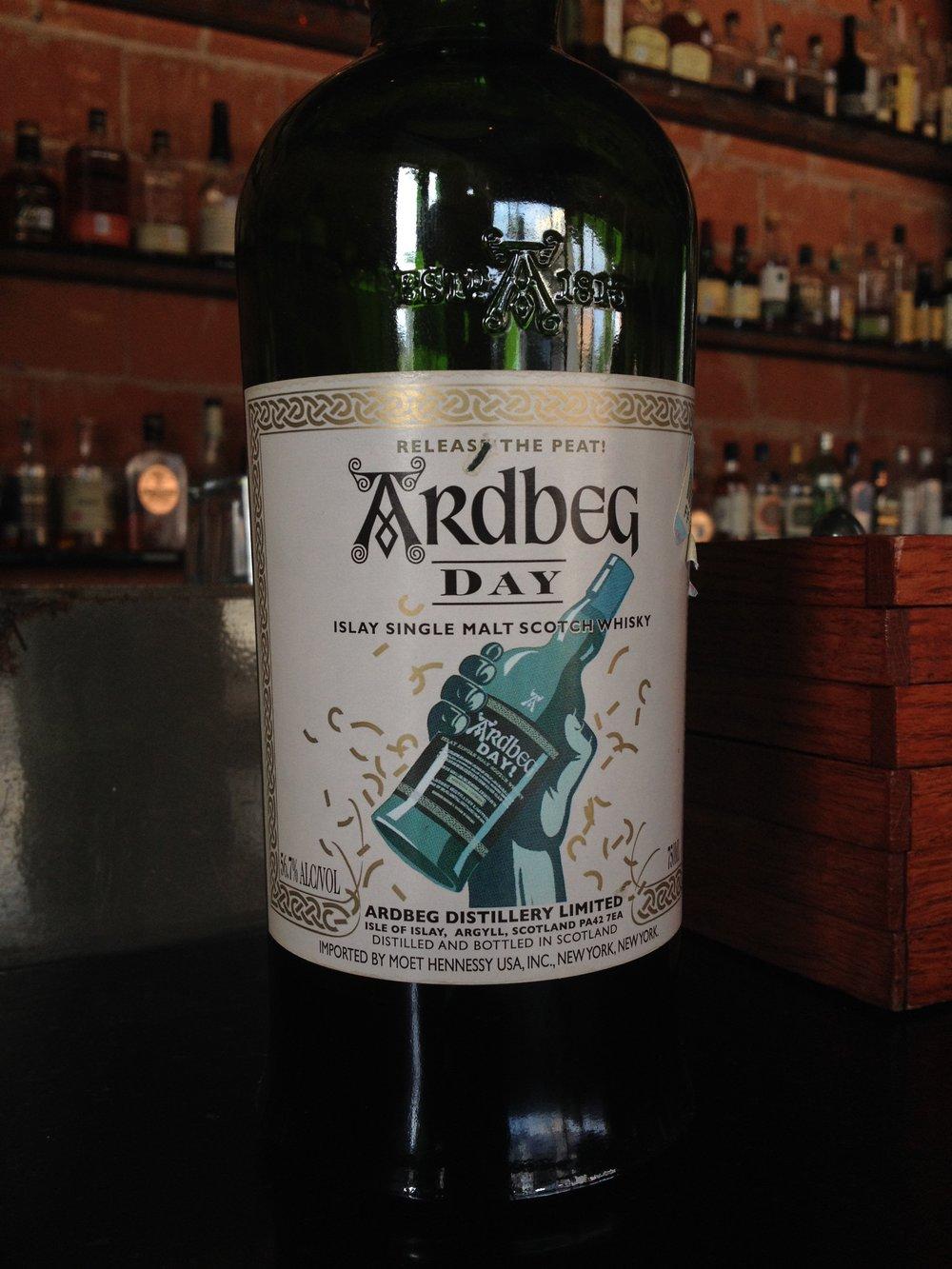 NAS | 56.7% ABV - Distillery | Ardbeg