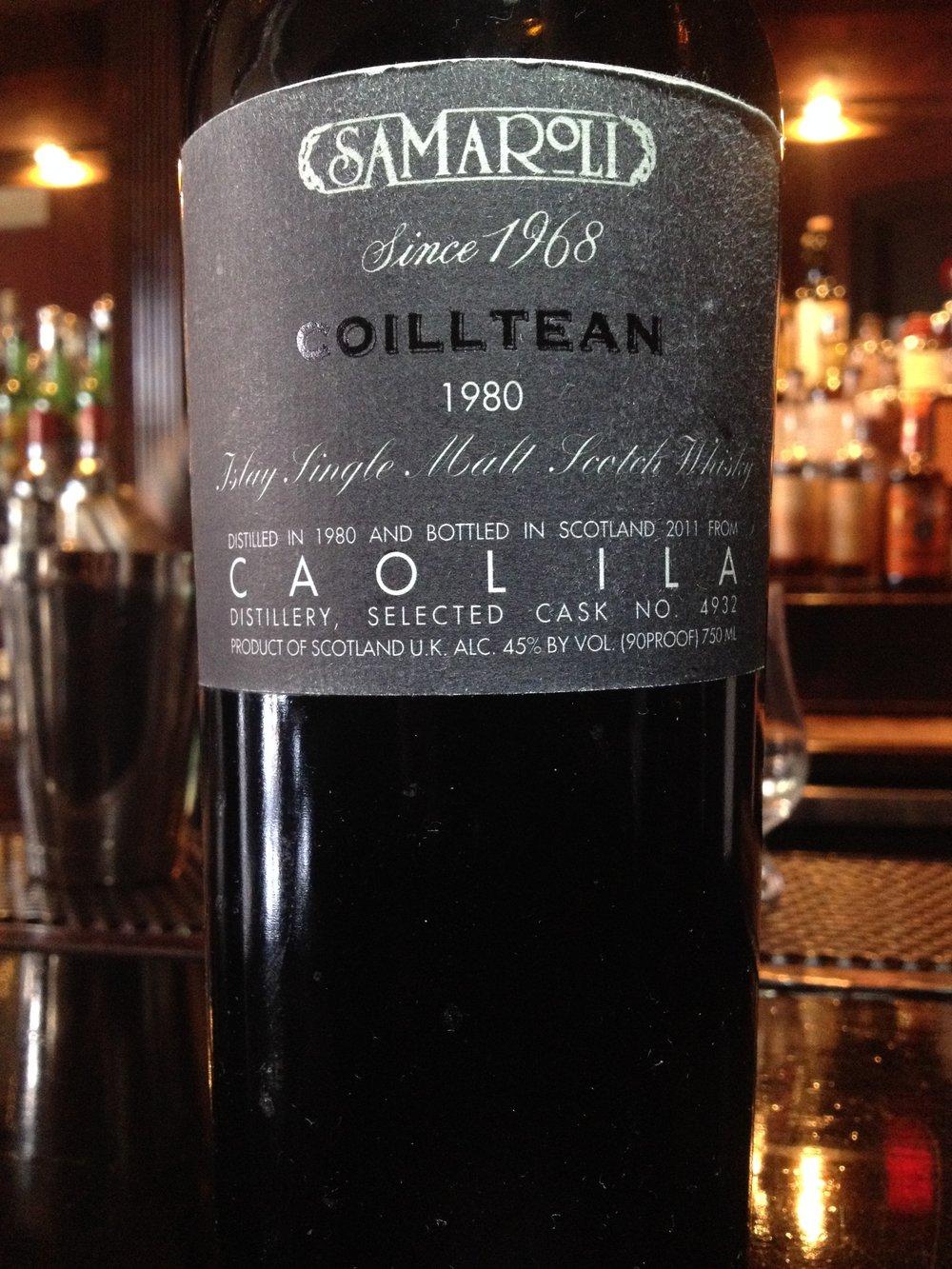 31 Year Old | 45% ABV - Distillery | Caol Ila