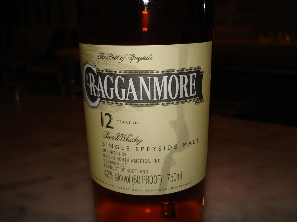 12 Year Old | 40% ABV - Distillery | Cragganmore
