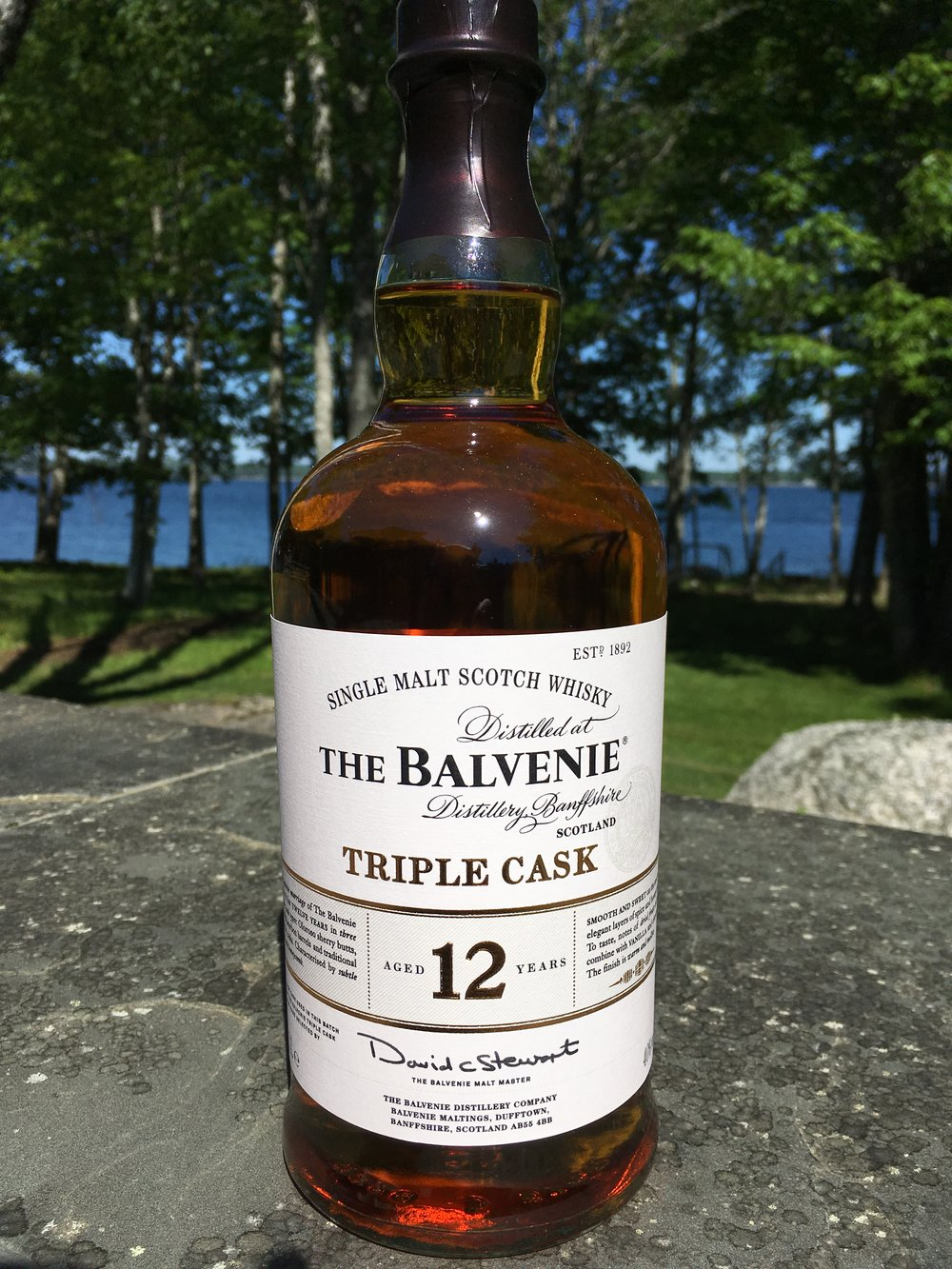 12 Year Old | 40% ABV - Distillery | Balvenie