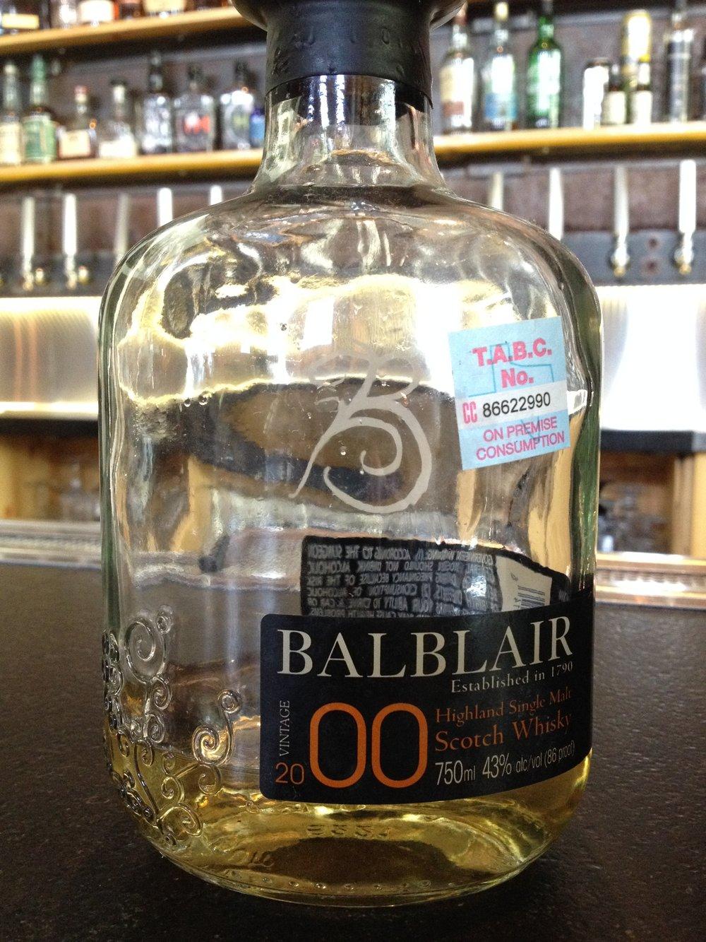 10 Year Old | 43% ABV - Distillery | Balblair