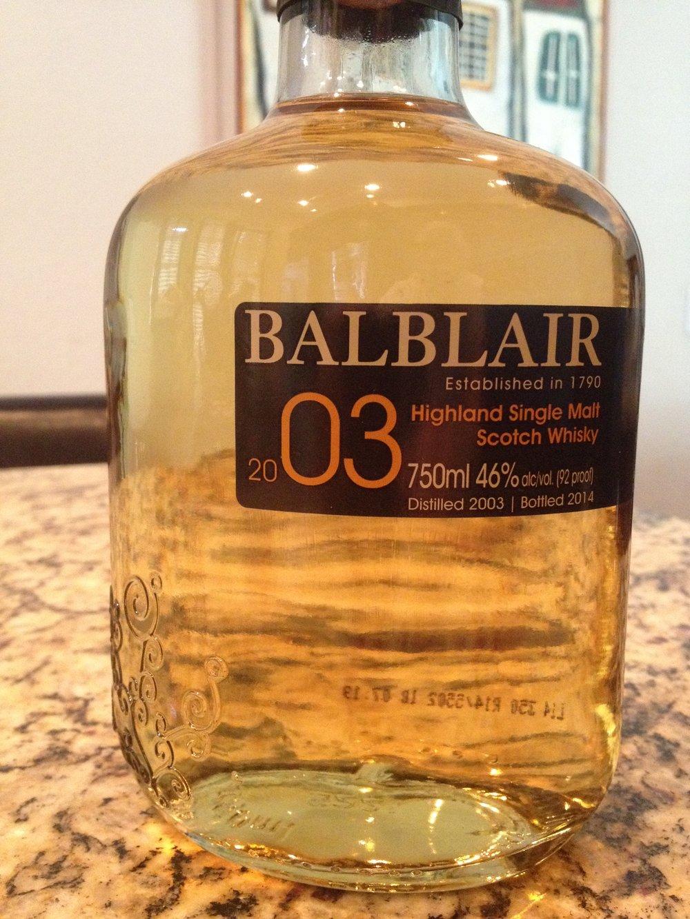 10 Year Old | 46% ABV - Distillery | Balblair