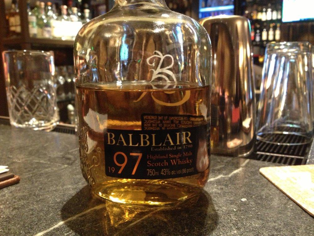 12 Year Old   43% ABV - Distillery   Balblair