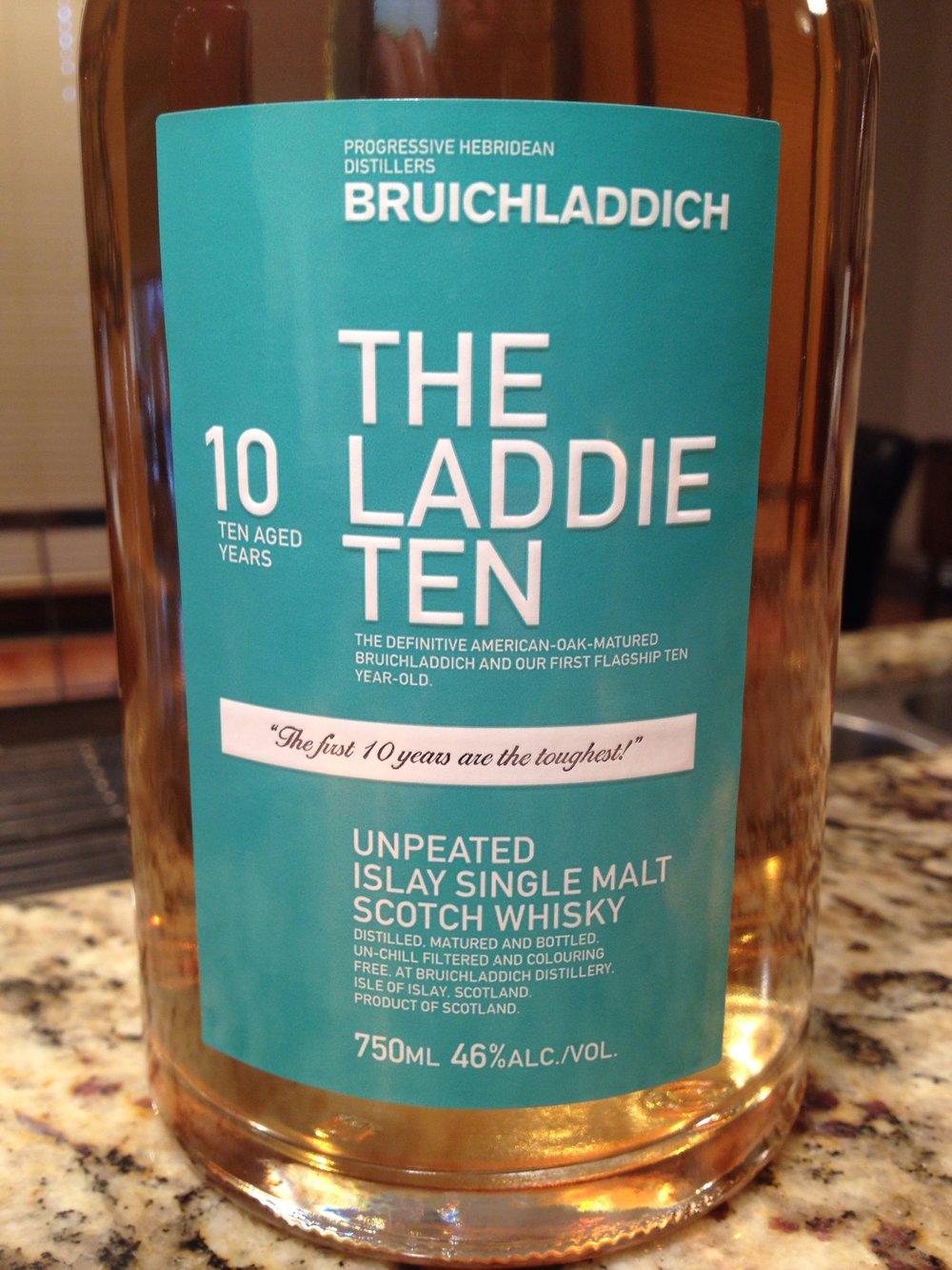 10 Year Old | 46% ABV - Distillery | Bruichladdich