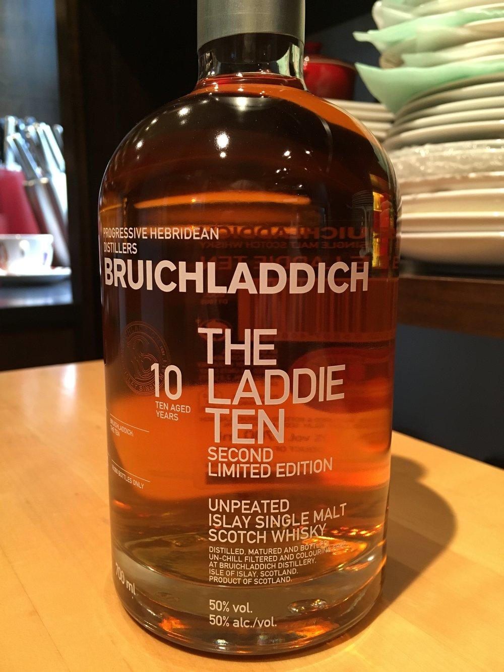 10 Year Old | 50% ABV - Distillery | Bruichladdich