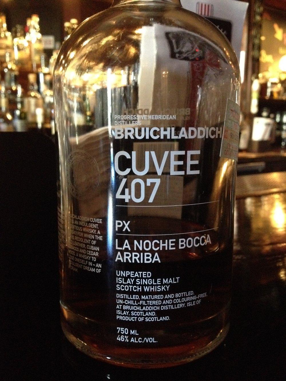 21 Year Old   46% ABV - Distillery   Bruichladdich
