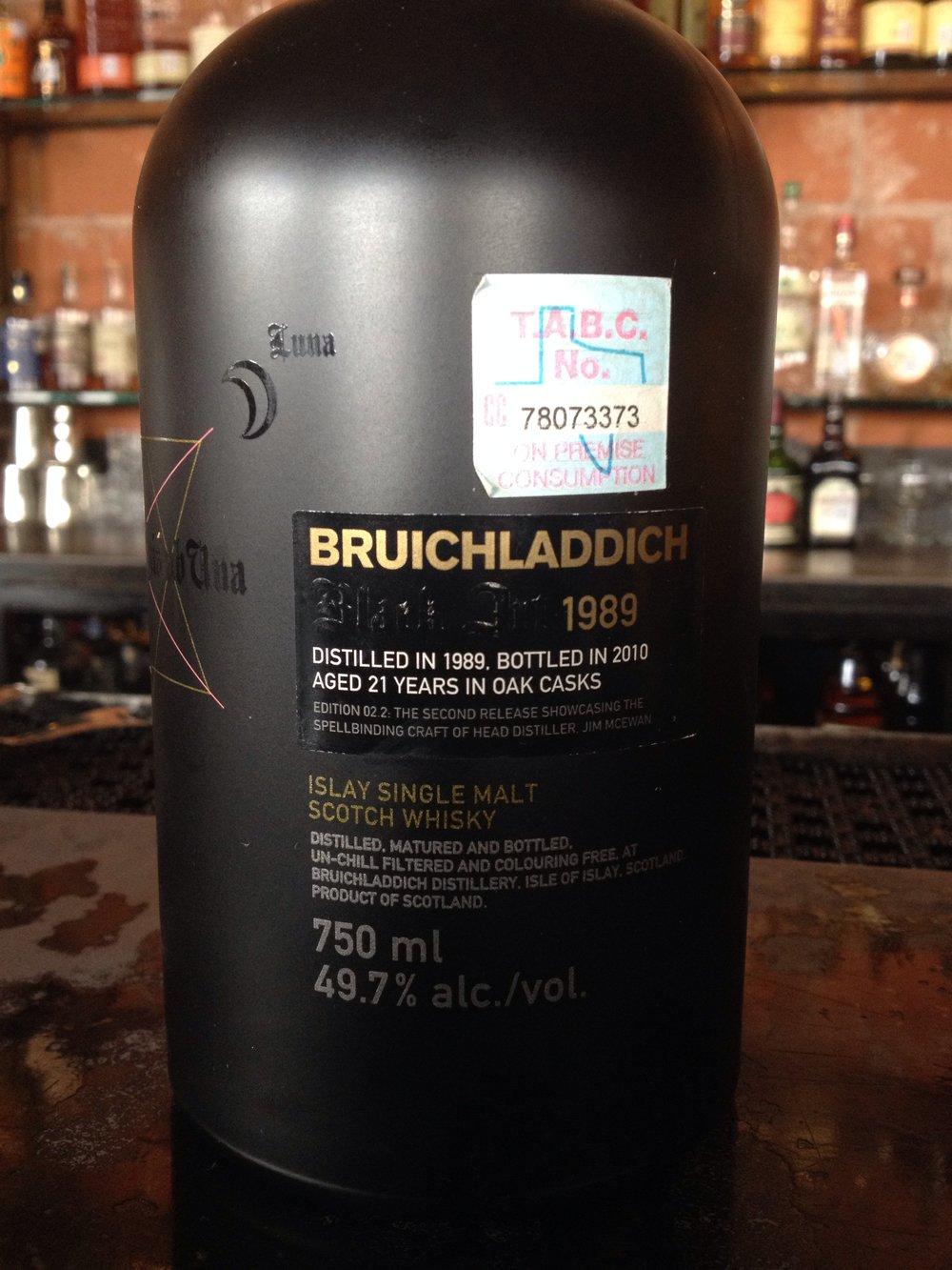 21 Year Old | 49.7% ABV - Distillery | Bruichladdich