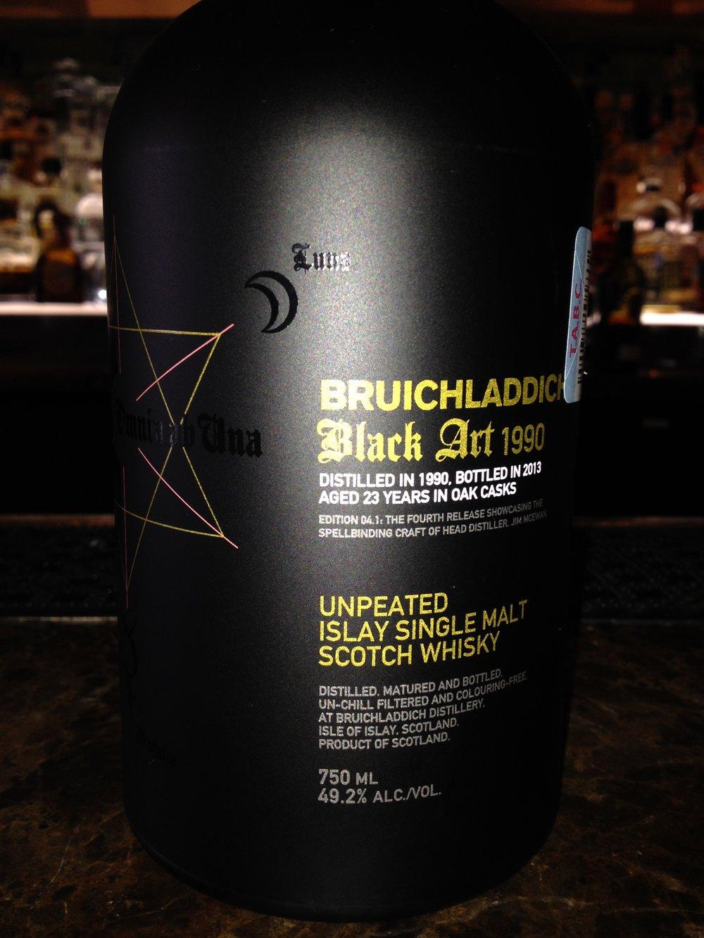 23 Year Old   49.2% ABV - Distillery   Bruichladdich