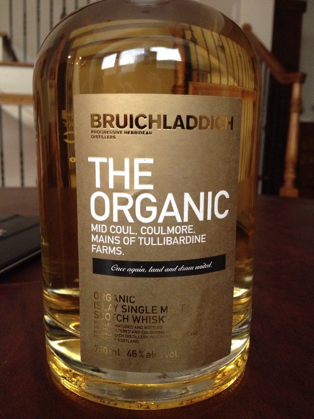 NAS | 46% ABV - Distillery | Bruichladdich