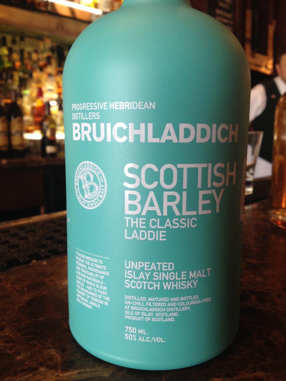 NAS | 50% ABV - Distillery | Bruichladdich
