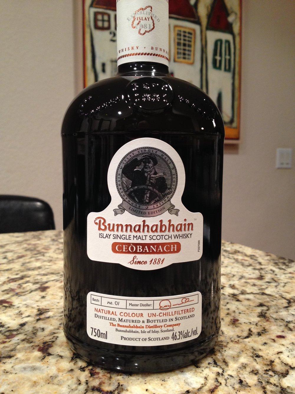 10 Year Old | 46.3% ABV - Distillery | Bunnahabhain