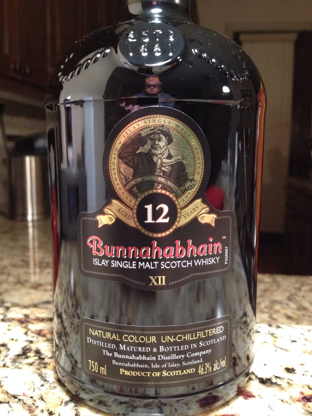 12 Year Old | 46.3% ABV - Distillery | Bunnahabhain
