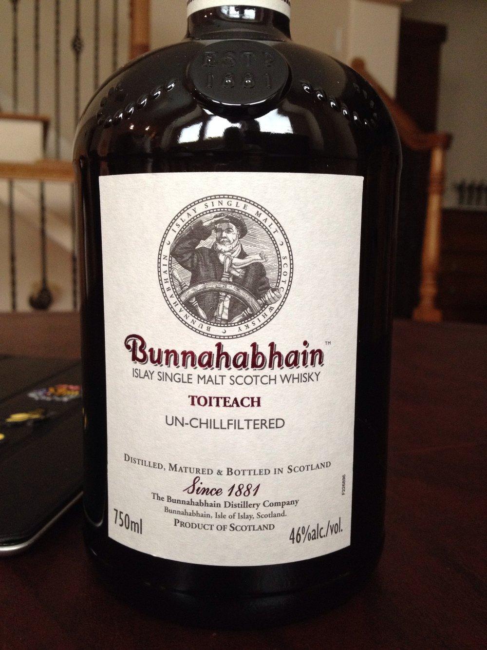 NAS   46% ABV - Distillery   Bunnahabhain