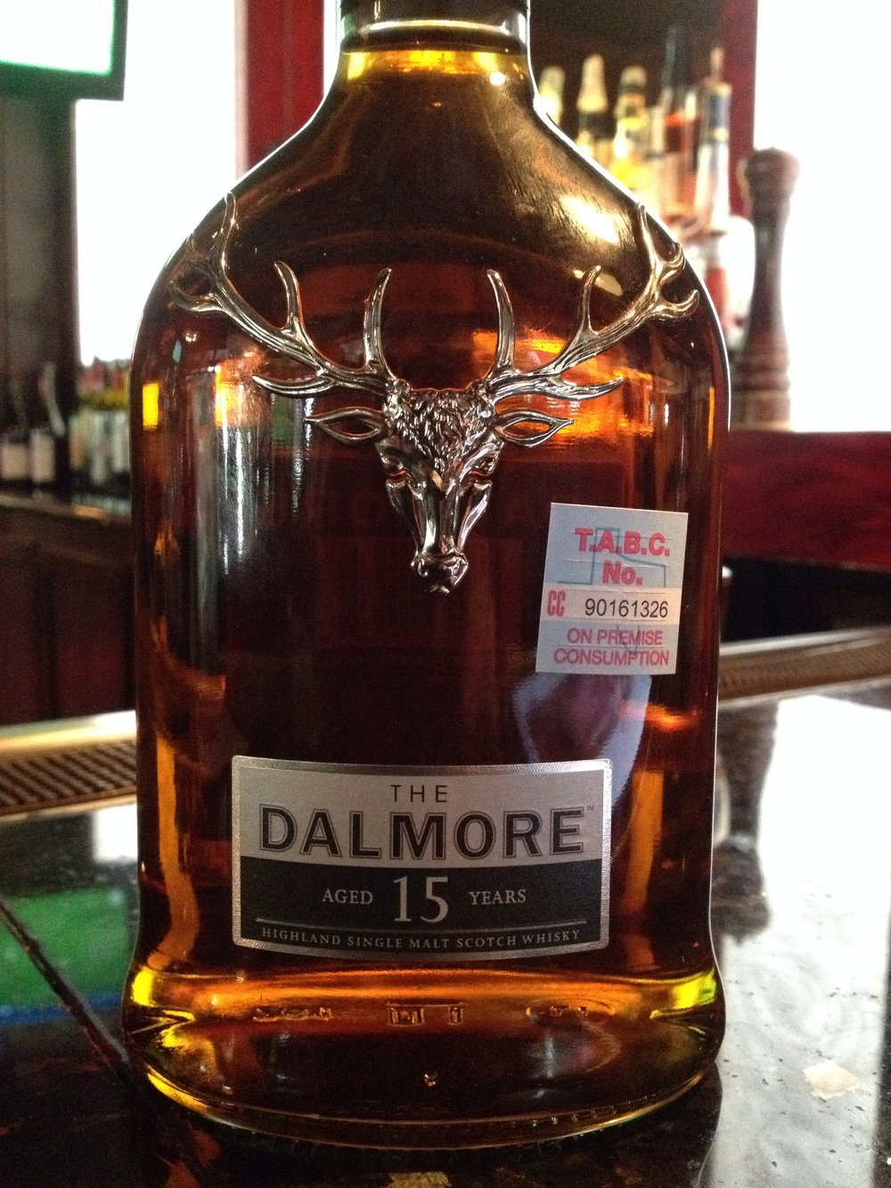 15 Year Old | 40% ABV - Distillery | Dalmore
