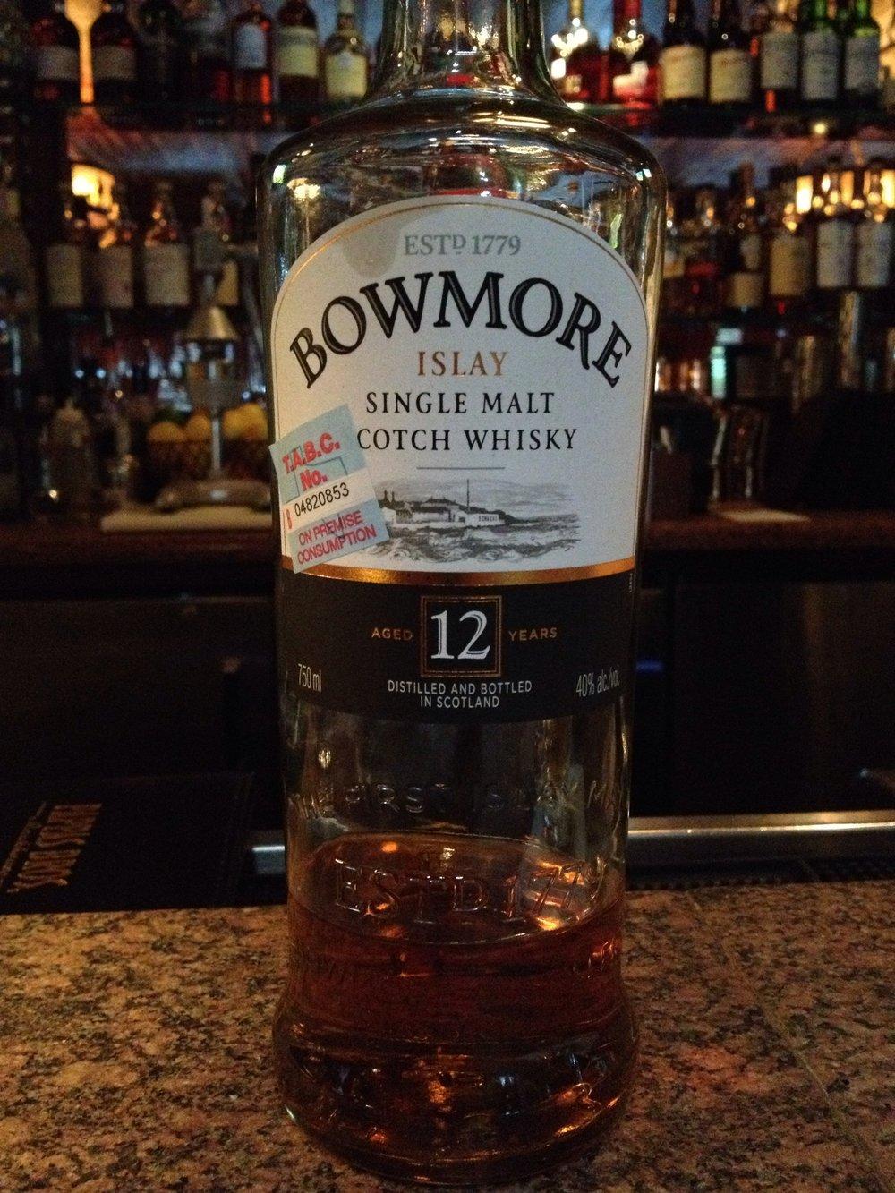 12 Year Old | 40% ABV - Distillery | Bowmore