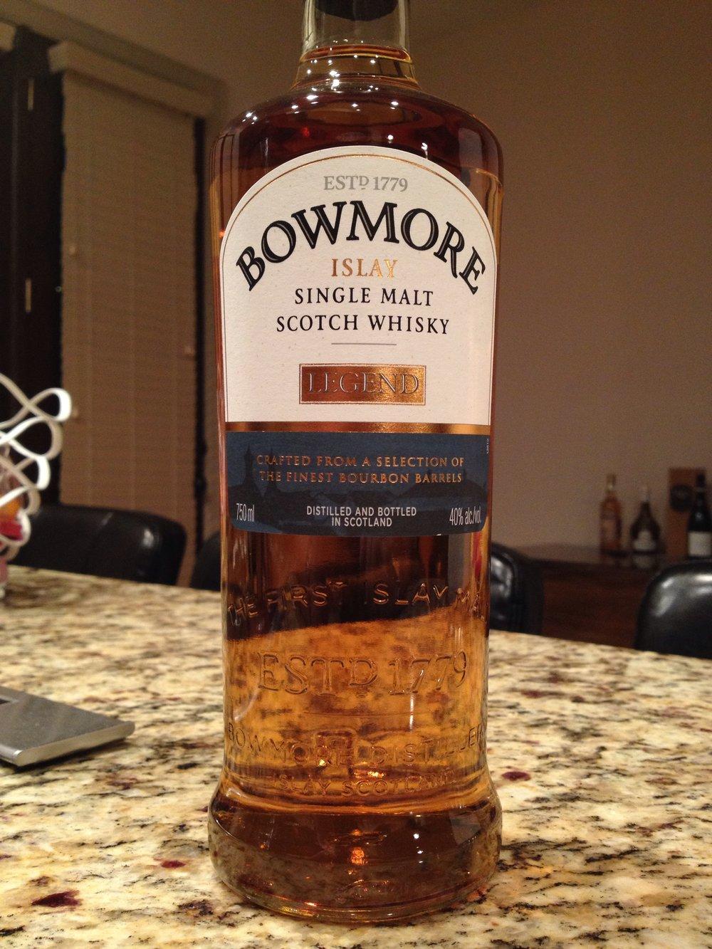 NAS | 40% ABV - Distillery | Bowmore