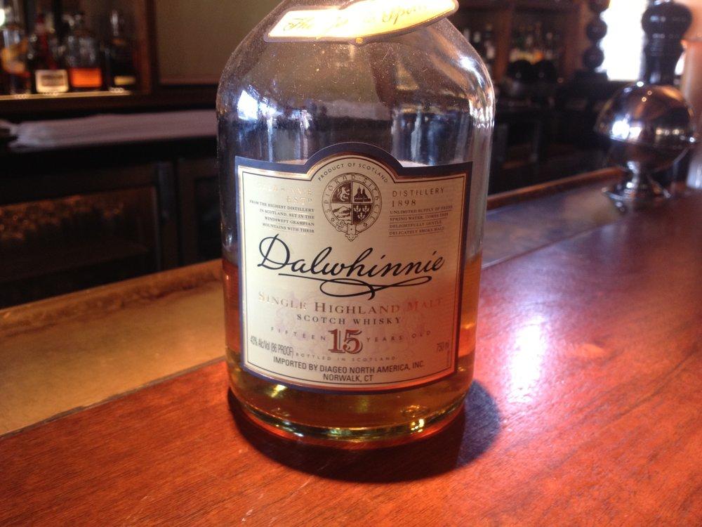 15 Year Old | 43% ABV - Distillery | Dalwhinnie