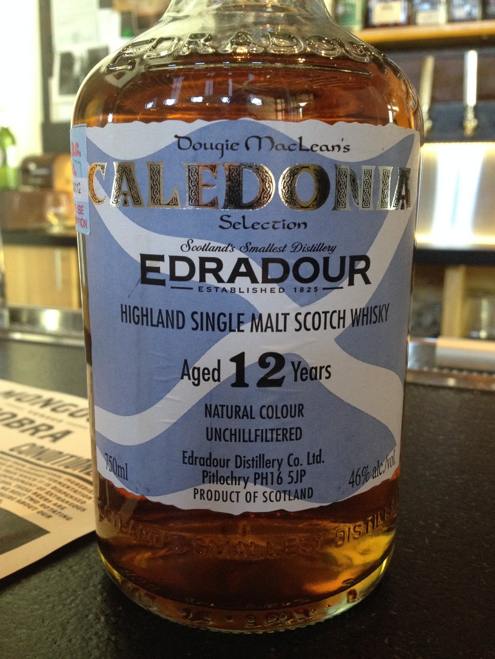12 Year Old | 46% ABV - Distillery | Edradour