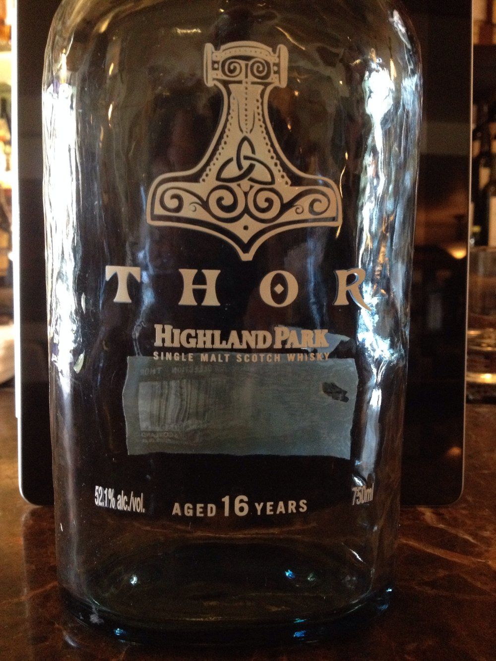 16 Year Old | 52.1% ABV - Distillery | Highland Park