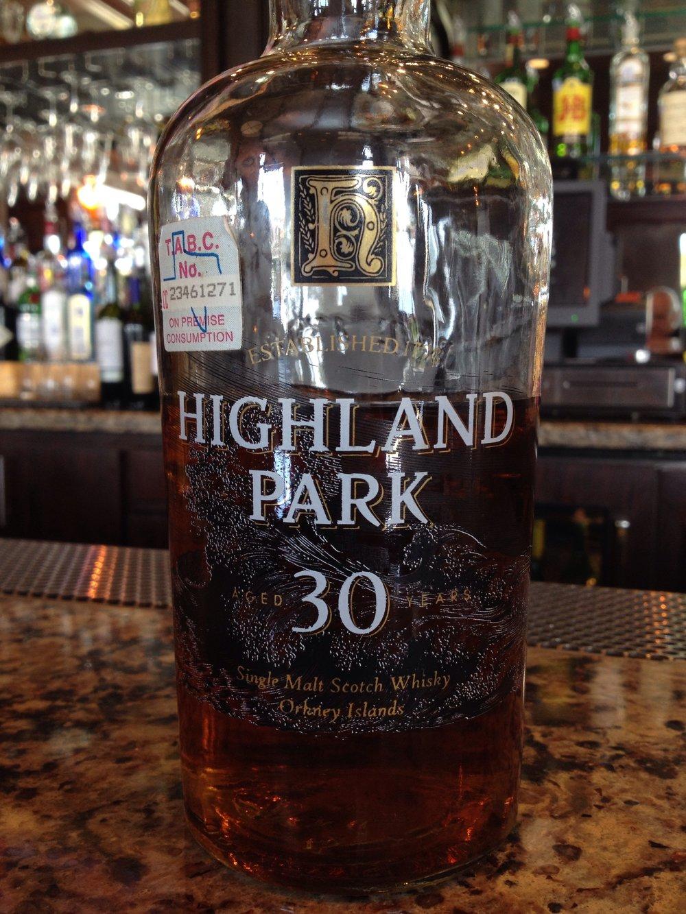 30 Year Old | 48.1% ABV - Distillery | Highland Park