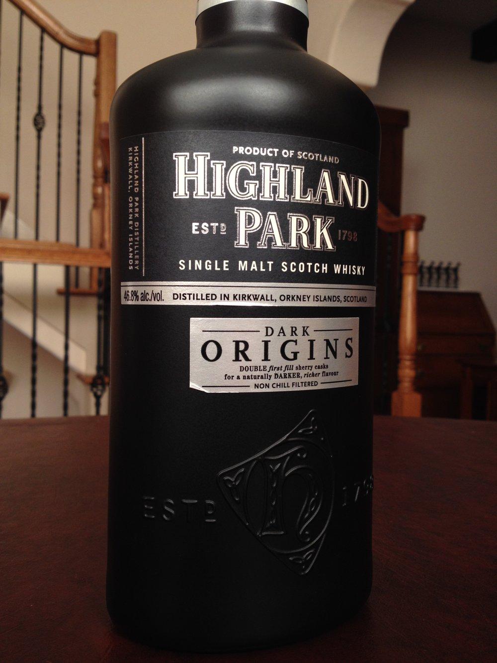 NAS   46.8% ABV - Distillery   Highland Park