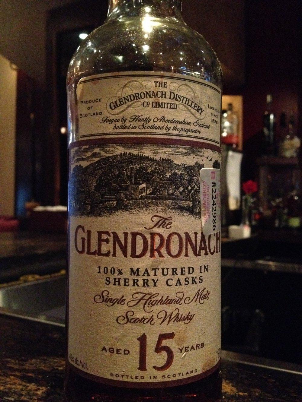 15 Year Old | 40% ABV - Distillery | GlenDronach