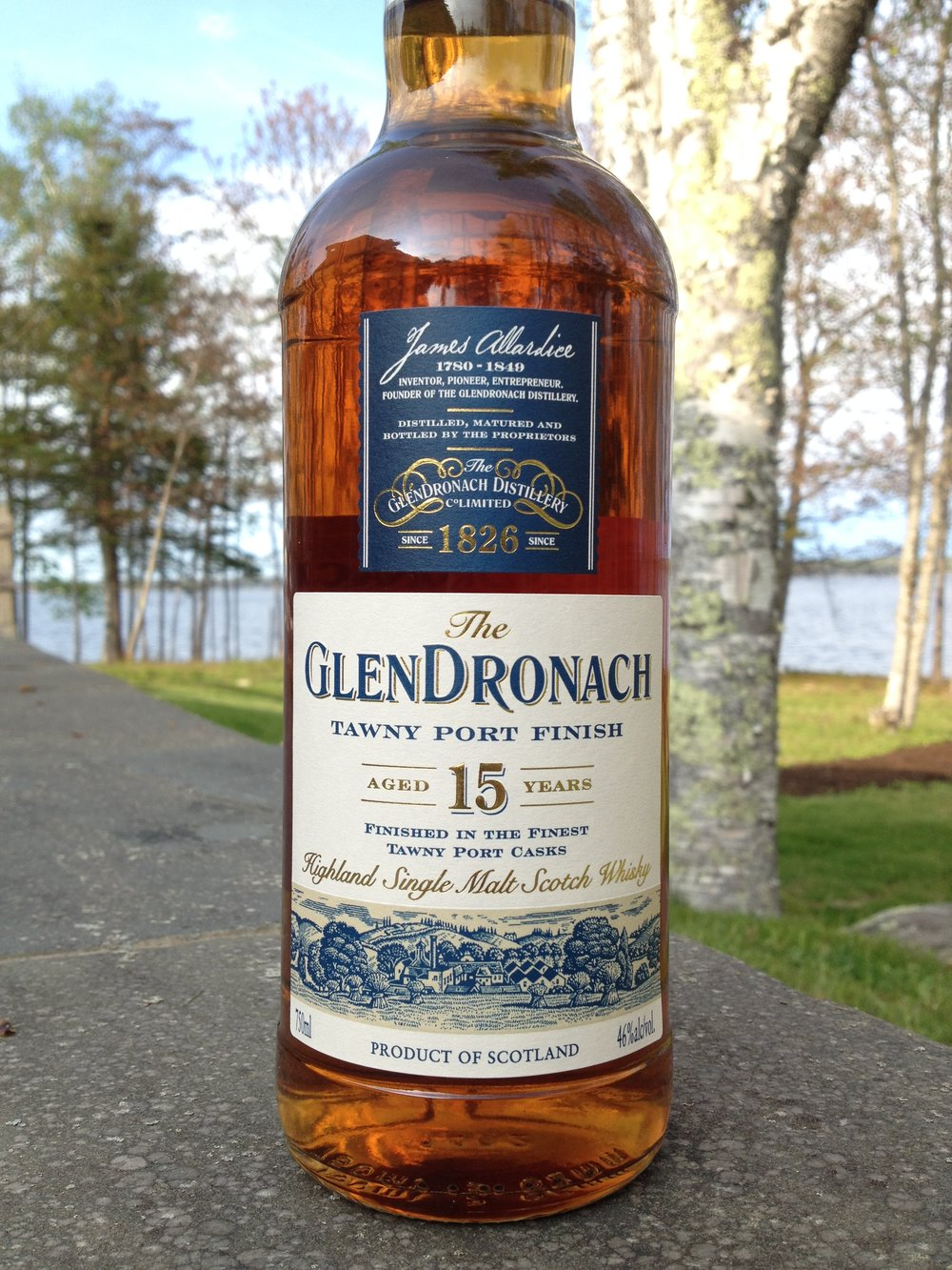 15 Year Old | 46% ABV - Distillery | GlenDronach