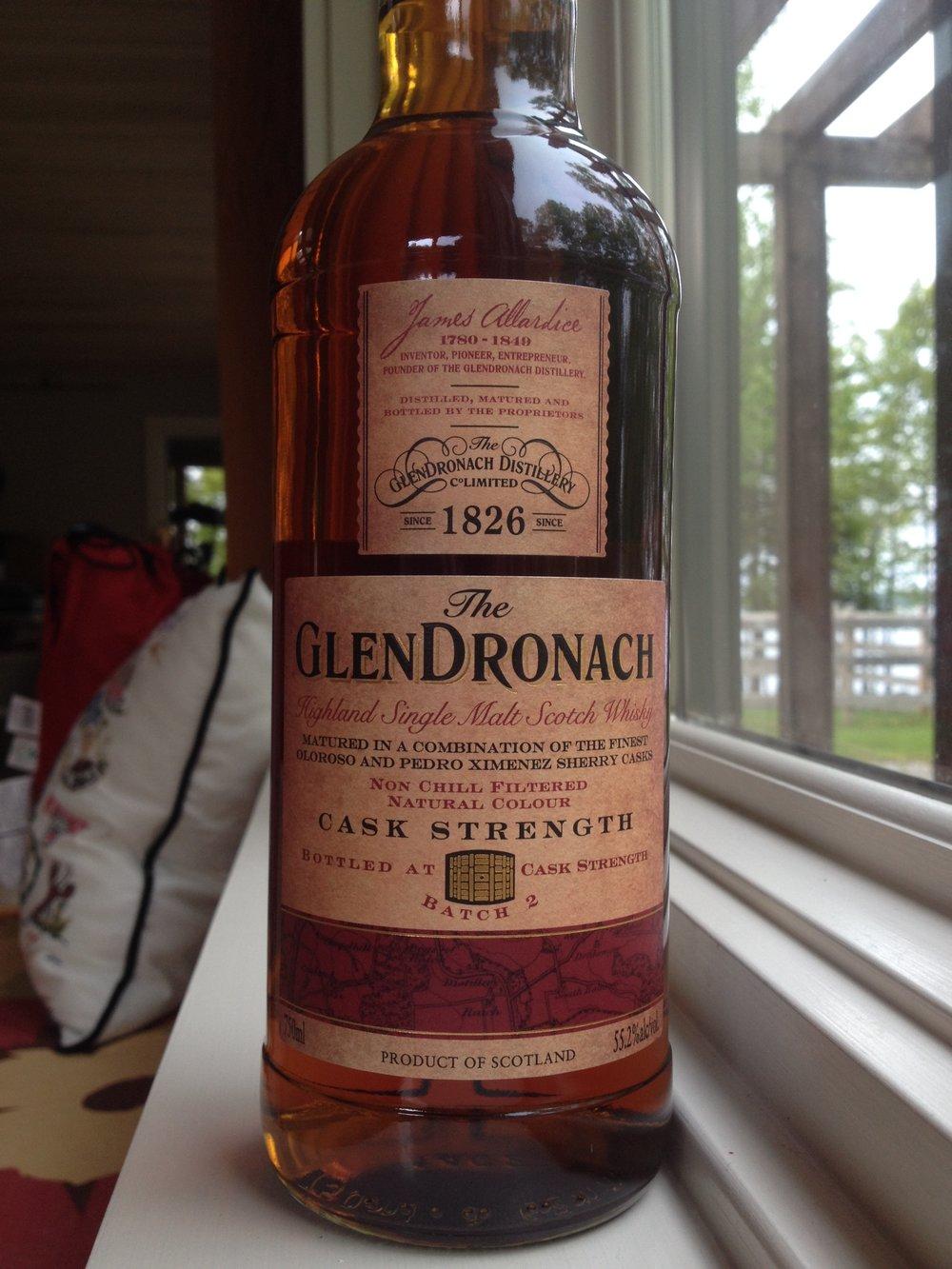 NAS | 55.2% ABV - Distillery | GlenDronach