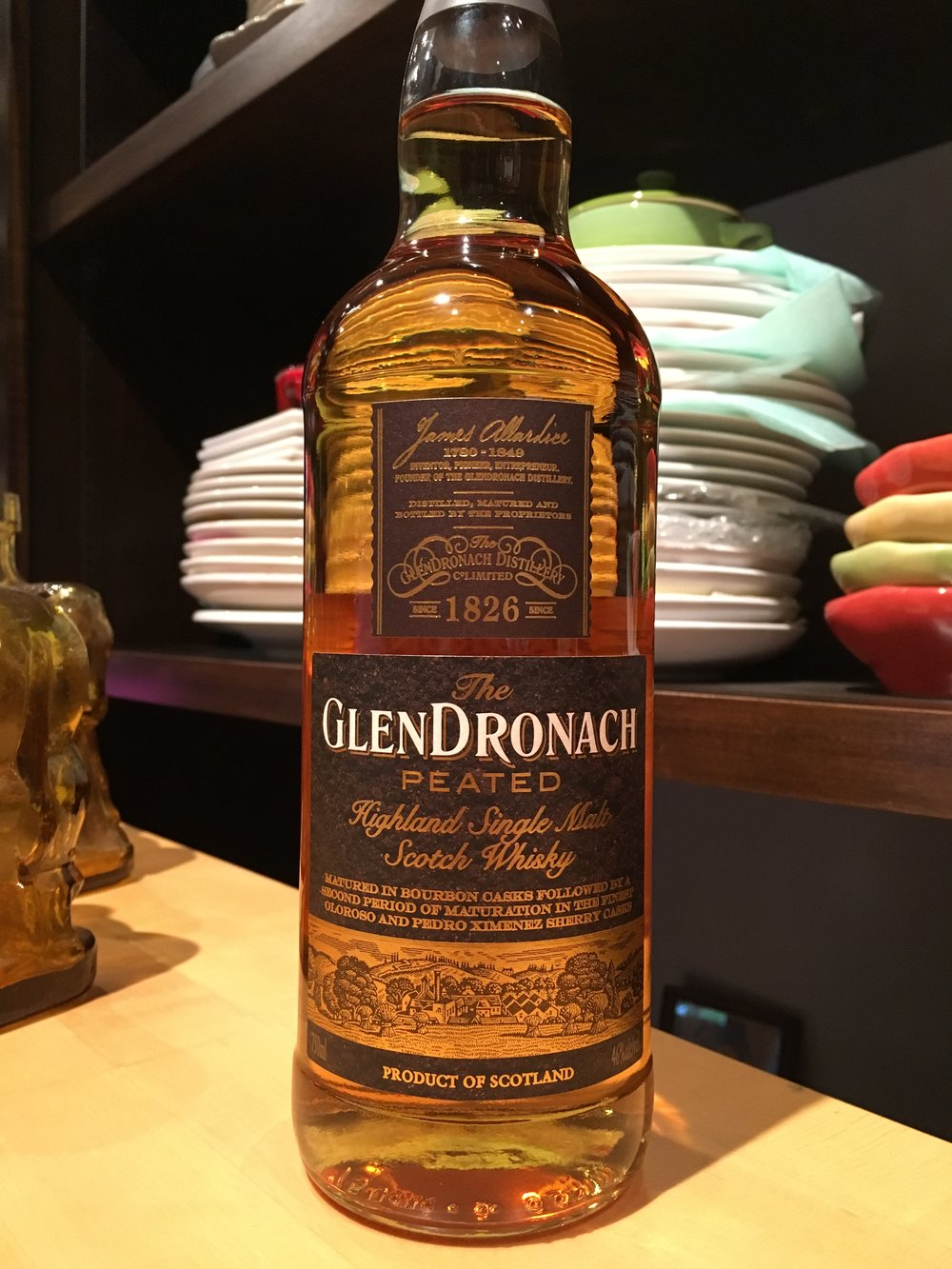 NAS | 46% ABV - Distillery | GlenDronach