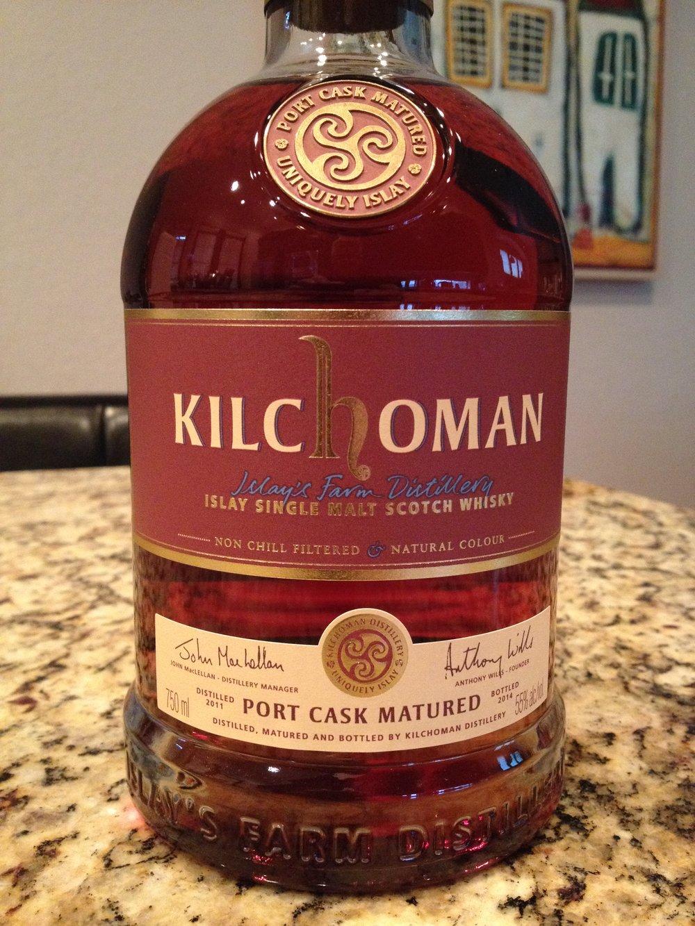 3 Year Old | 55% ABV - Distillery | Kilchoman