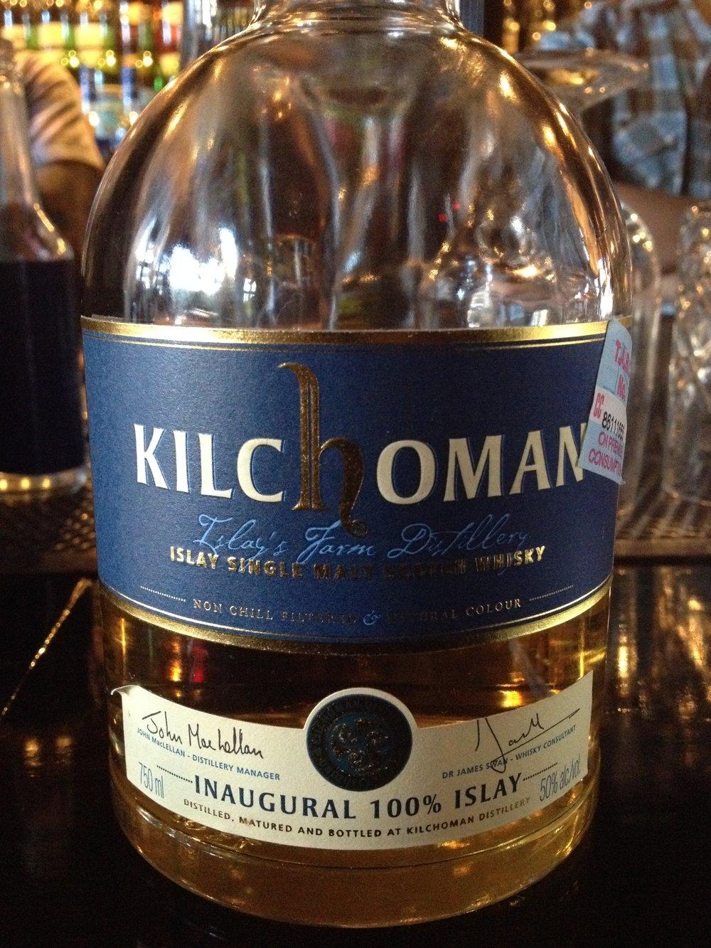 3 Year Old | 50% ABV - Distillery | Kilchoman
