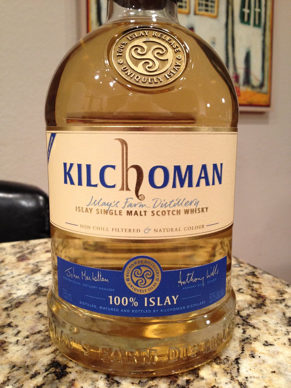 5 Year Old | 50% ABV - Distillery | Kilchoman