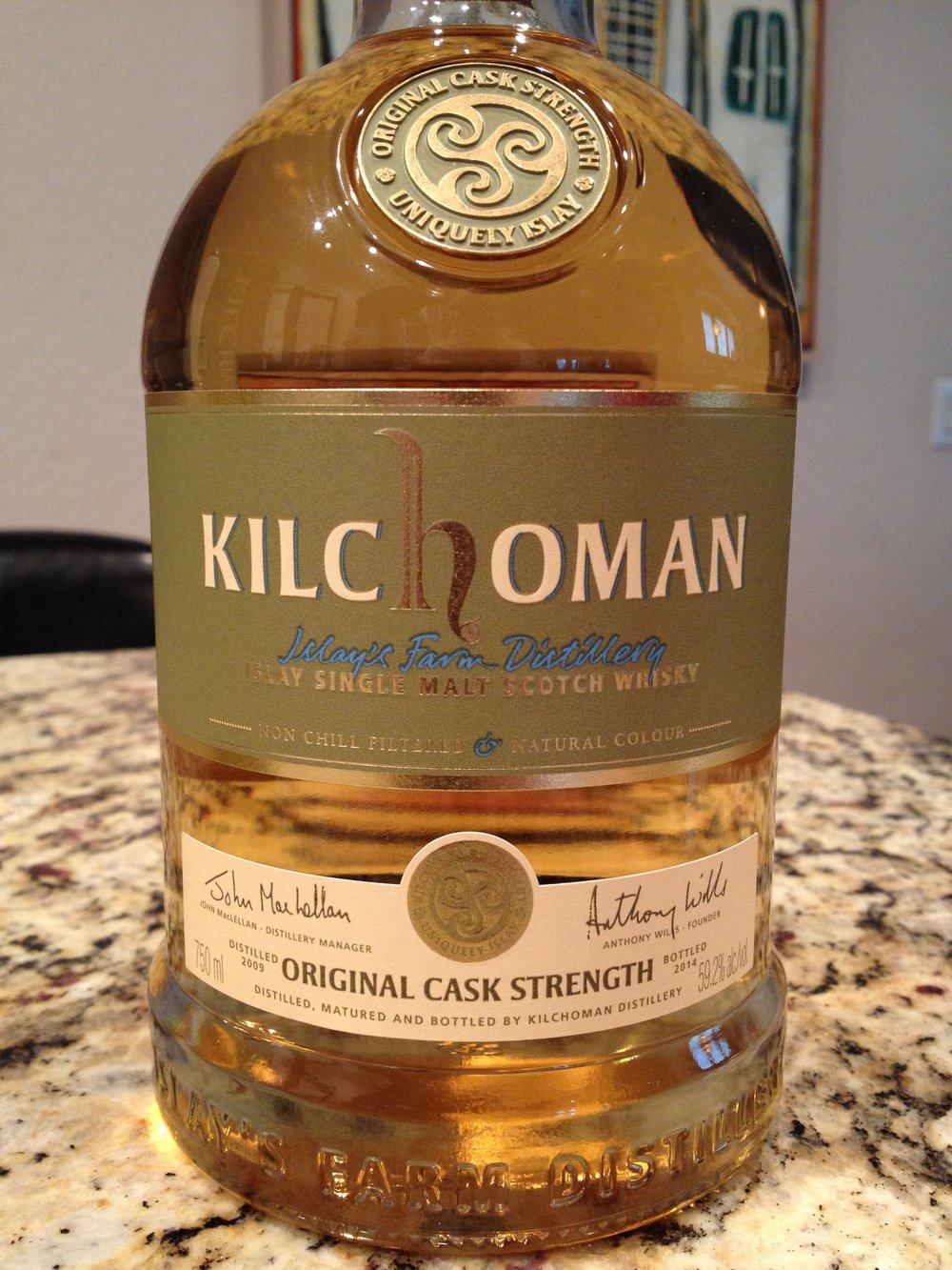 5 Year Old | 59.2% ABV - Distillery | Kilchoman