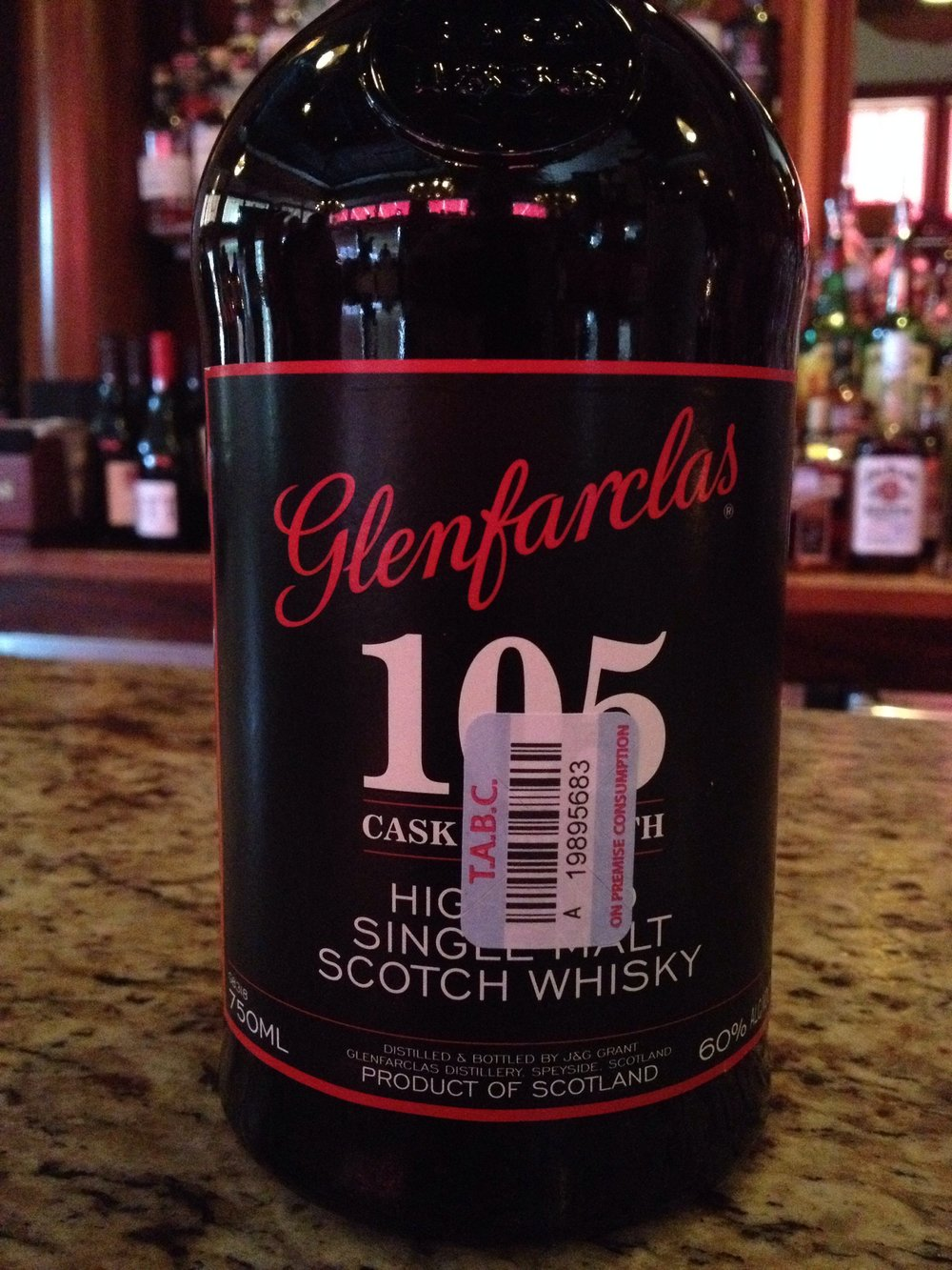 10 Year Old | 60% ABV - Distillery | Glenfarclas