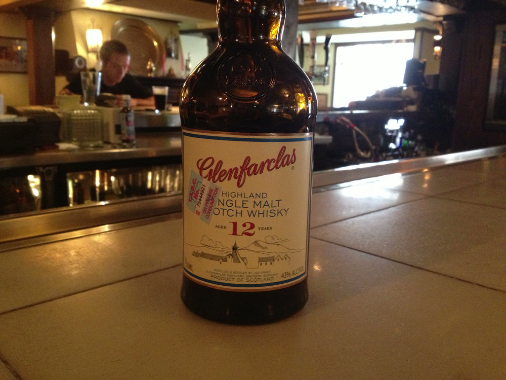 12 Year Old | 43% ABV - Distillery | Glenfarclas