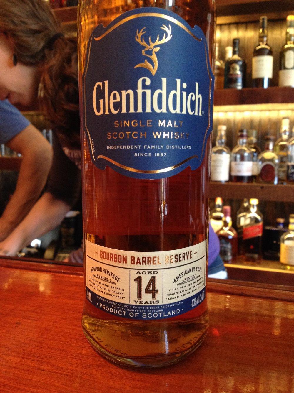 14 Year Old | 43% ABV - Distillery | Glenfiddich