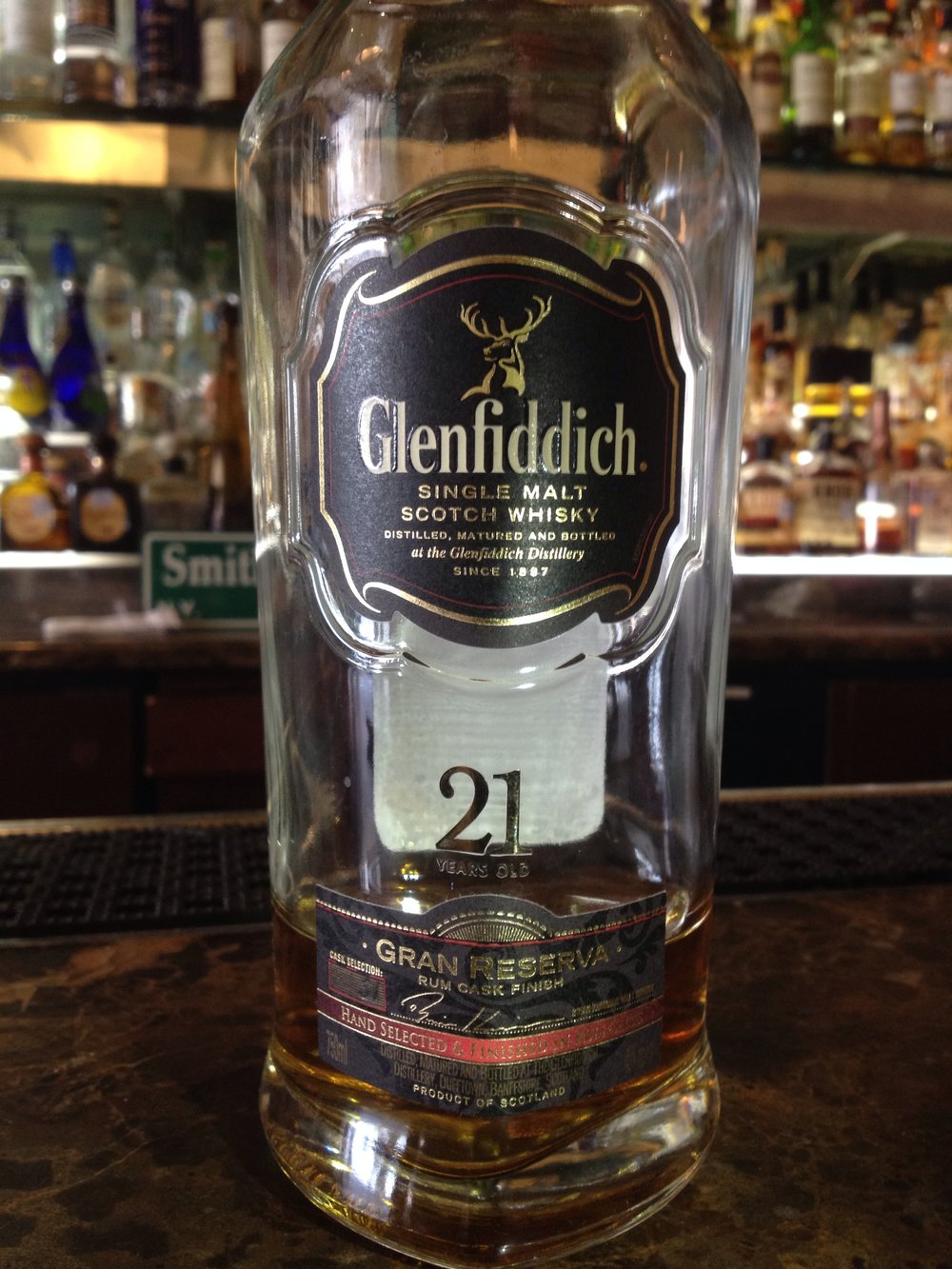 21 Year Old | 40% ABV - Distillery | Glenfiddich
