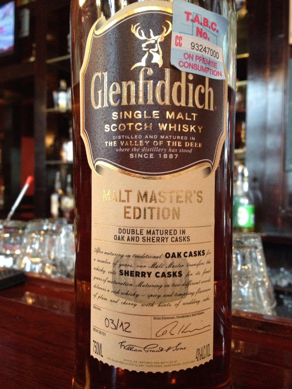 NAS | 43% ABV - Distillery | Glenfiddich