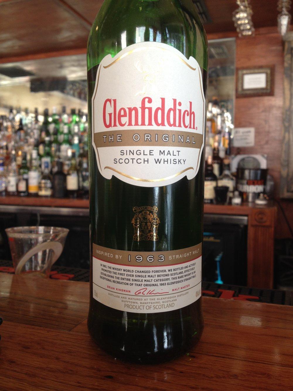 NAS | 40% ABV - Distillery | Glenfiddich