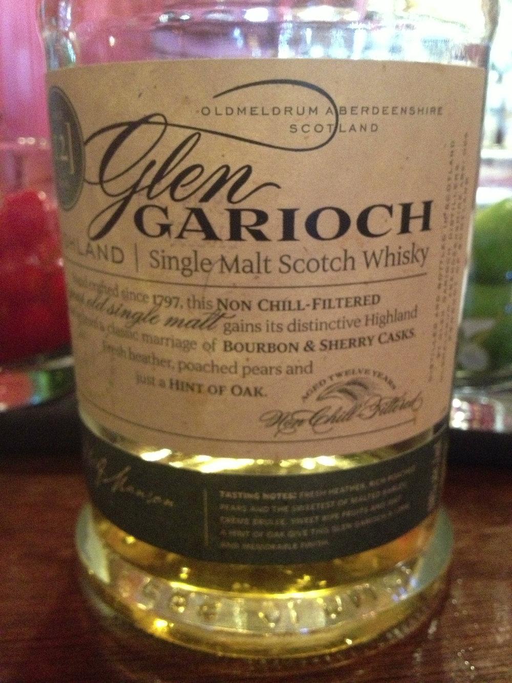 12 Year Old | 48% ABV - Distillery | Glen Garioch