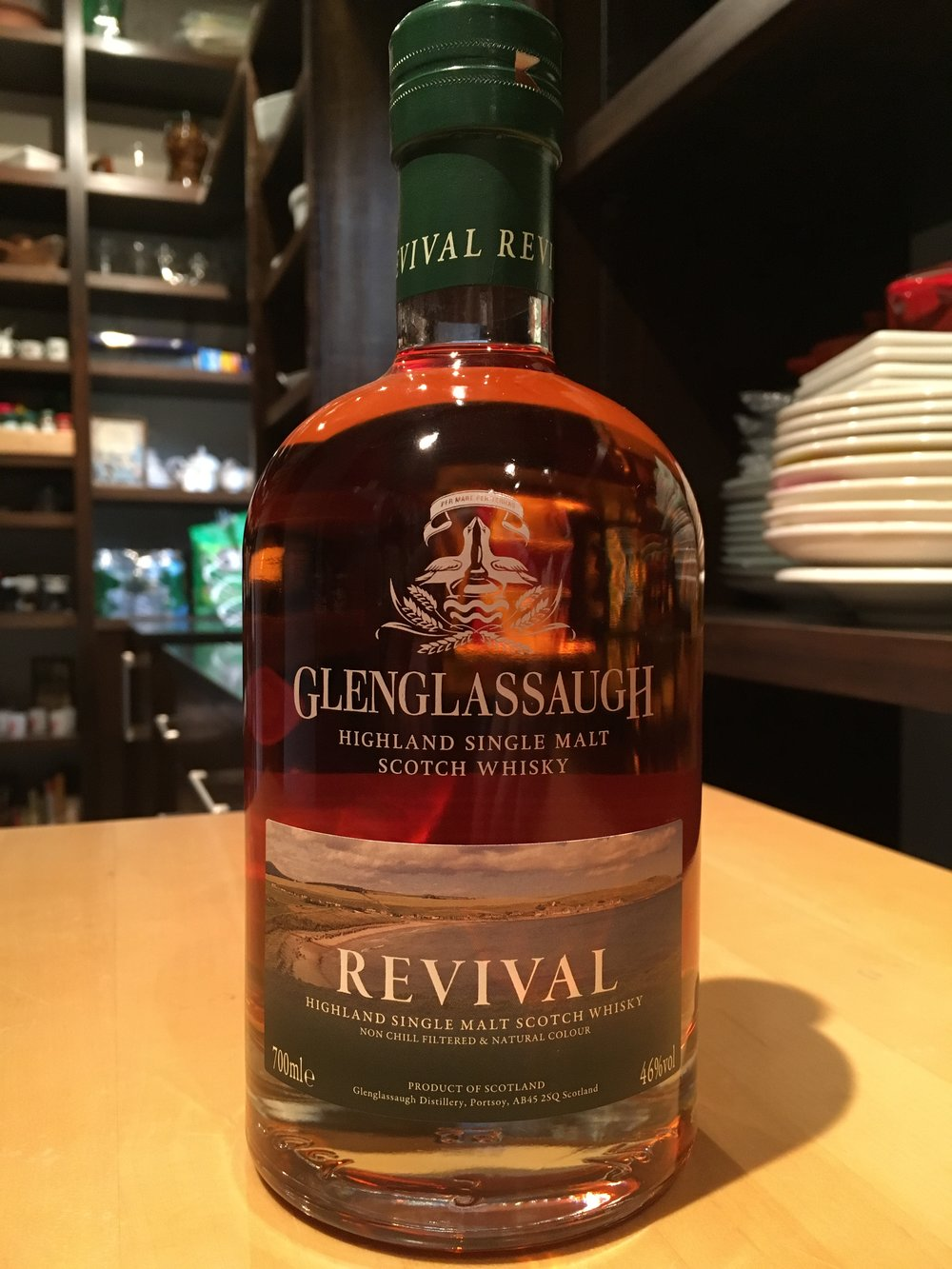 NAS | 46% ABV - Distillery | Glenglassaugh