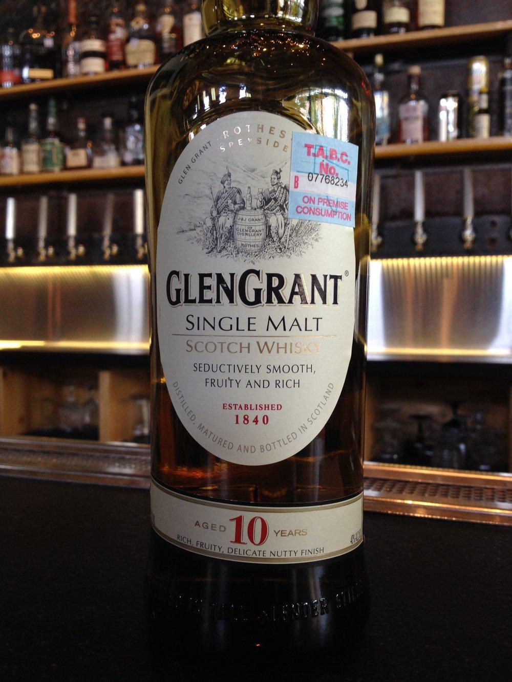 10 Year Old | 40% ABV - Distillery | Glen Grant